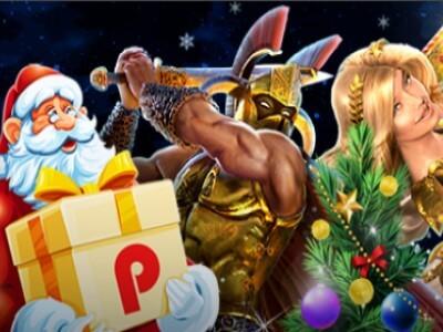 Миссия Новый год в игровом клубе Pin-Up