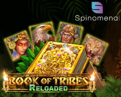 Новый игровой автомат Book of Tribes Reloaded