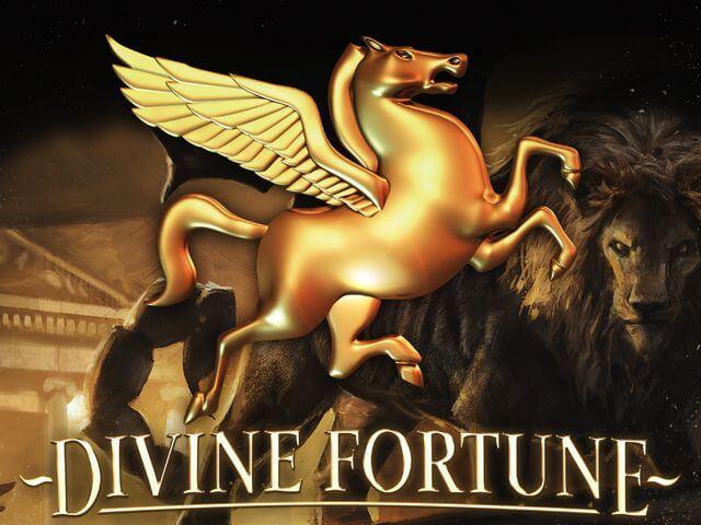 Играть в джекпотный слот Divine Fortune без регистрации